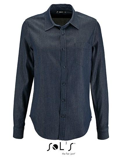 Women`s Denim Shirt Barry