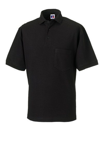 Heavy Duty Workwear Polo