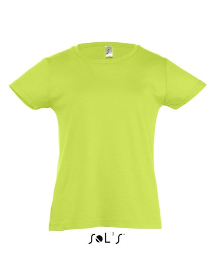 Kids` T-Shirt Girlie Cherry