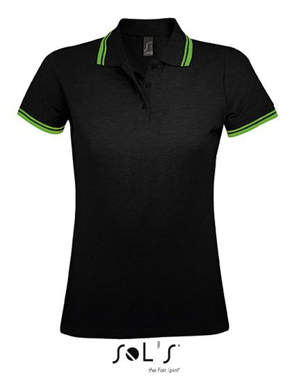 Women Polo Shirt Pasadena