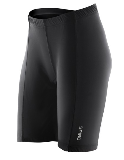 Ladies` Padded Bikewear Shorts