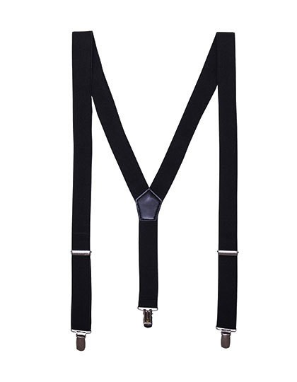 Clip On Trousers Braces / Suspenders