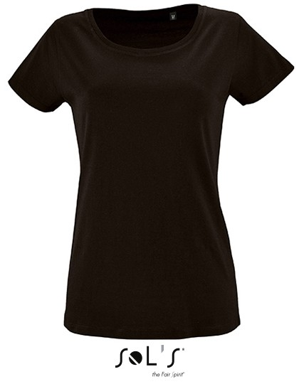 Women`s Short Sleeved T-Shirt Milo