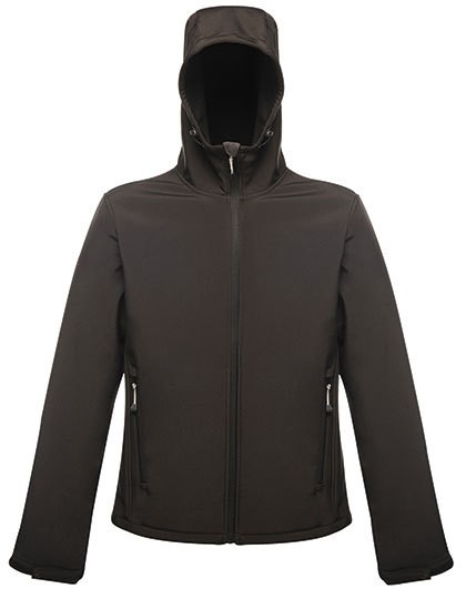Mens Arley II Hooded Softshell