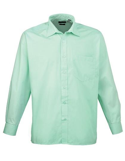 Poplin Long Sleeve Shirt (Herrenhemd/Langarm)