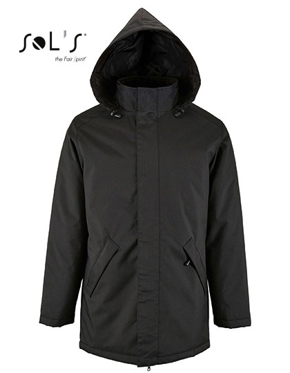 Unisex Jacket With Padded Lining Robyn