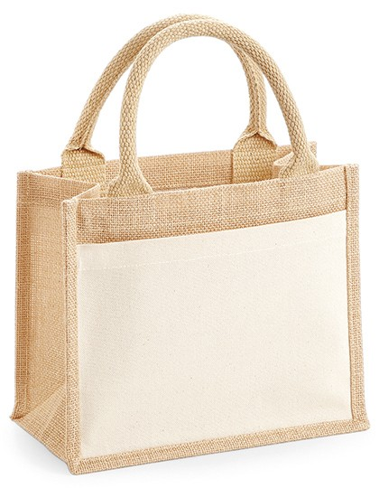 Cotton Pocket Jute Gift Bag